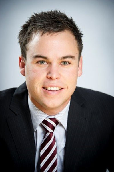 Adam Korth - Roderick Insurance Brokers, Broking Executive
