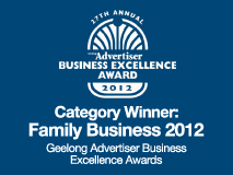 Roderick Geelong Business Excellence Awards