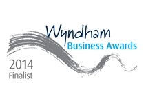 Wyndham Business Awards 2014 - Finalist